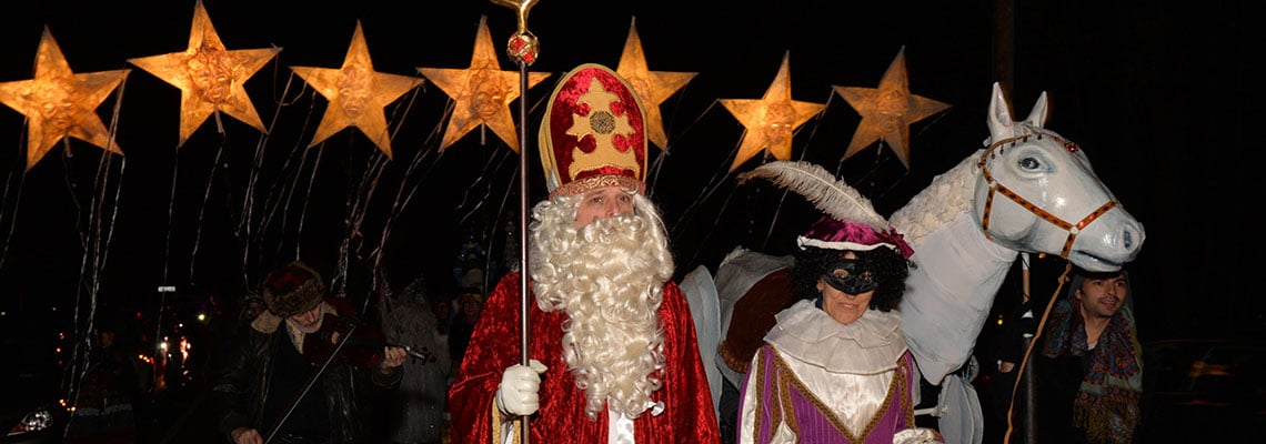 Black Pete Christmas History.Sinterklaas The Story