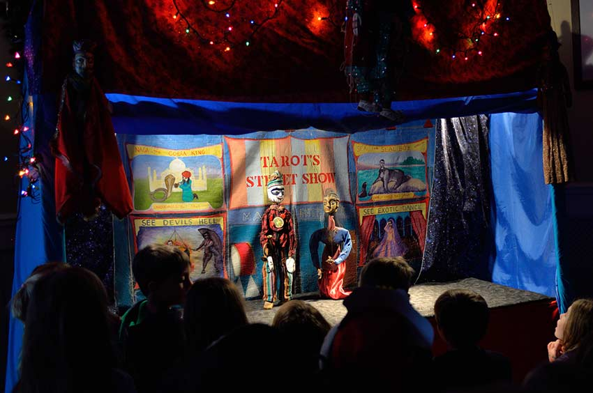 Toy Theater - Liberty Lounge | sinterklaashudsonvalley.com
