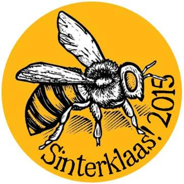 2015 Sinterklaas HoneyBee